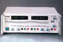 DC Power Supply provides capabilities of two units.