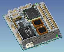 CPU Board delivers I/O functionality for embedded computers.