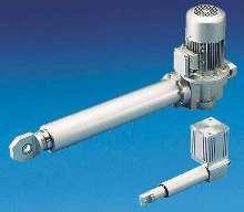 Linear Actuators offer alternative to pneumatics or hydraulics.