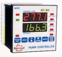 Pump Controller includes built-in alternation.