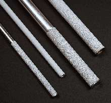 Seamless Metal Tubes range up to 1 in. in diameter.
