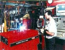 Inverter Welding Power Sources feature digital controls.