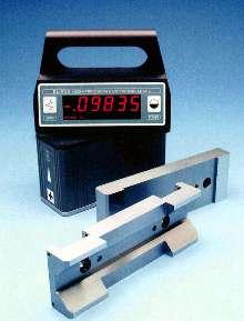 Electronic Levels use digital bubble scanning technology.