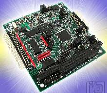 I/O Board is suited for PC/104 based data acquisition.
