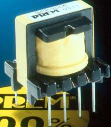 Printed Circuit Transformer has reinforced insulation.