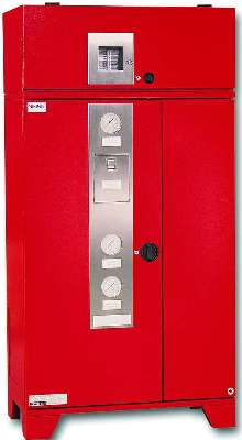 Fire Protection System is rated to 250 psi.