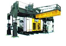 Blow Molding Machines offer PC-based closed-loop control.