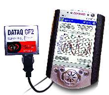 Data Acquisition Card works with handhelds, tablets, and laptops.