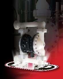 Diaphragm Pumps suit process industry.