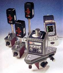 Laser Alignment Systems offer live data output.