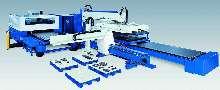 Laser Cutting Machine handles large sheet sizes.