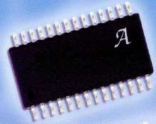 Integrated Circuit powers automotive and industrial motors.