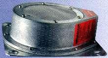 Point Level Indicator is diaphragm pressure sensitive.