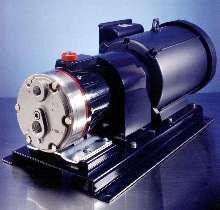 Baseplates/Guards protect pumps and motors.