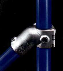 Pipe Fittings extend structures without dismantling.