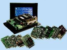 Stackable I/O Modules suit conversion applications.