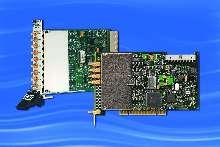 Boards provide high-precision sound/vibration measurements.