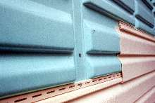 Underlayment is suited for alcoa vinyl siding products
