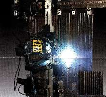 Overlay System increases arc-on time and weld quality.