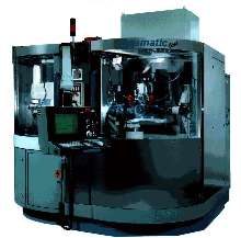 Grinding Center performs multiple processes with one setup.