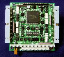 PC/104 Controller Card provides 4-axis motion control.