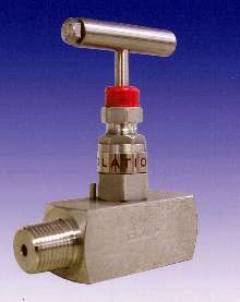 Needle Valve suits oil and gas industry.