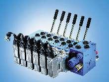 Load-Sensing Valves offer CAN-Bus pilot control module.