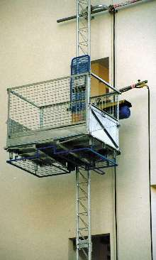 Rack And Pinion Hoist Lifts General Building Materials
