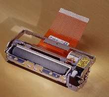 Thermal Printer Mechanism simplifies mounting process.