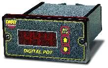 Digital Potentiometer offers expanded bipolar capabilities.