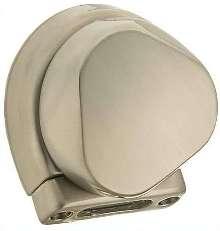 Tub Filler Overflow System Has Low Profile Design