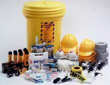 Emergency Kits simplify emergency preparedness.