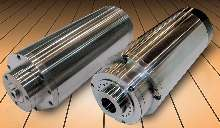 Grinding Spindles are offered in 100-170 mm diameters.