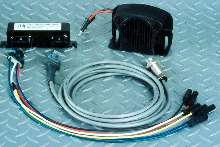 Trailer Alarm Kit gives audio warning of back-up.