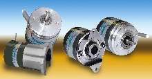 Enclosed Encoders offer accuracy of 2.5 arc-min.