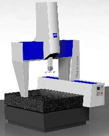 Coordinate Measuring Machine offers function-driven design.