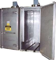 Batch Ovens suit various heating applications.