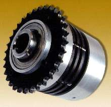 Straight-Bore Conveyor Clutch helps produce soft starts.