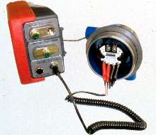 Resistance Temperature Detector helps ensure loop accuracy.