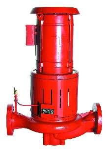 Centrifugal Pump saves space and facilitates maintenance.