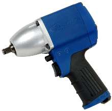 Impact Wrench combines power with operating comfort.