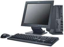 Desktop Computers feature small form factor chassis.