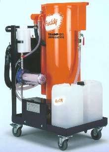 Tramp Oil Separator has 13 gal tank capacity.