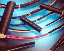 Heat Shrinkable Tubing seals out moisture, oils, and chemicals.