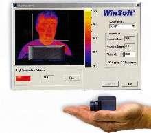 Temperature Monitoring Station screens for SARS.