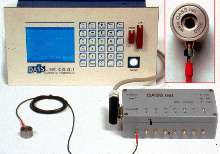 Crack Detection System includes data analysis software.