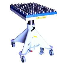 Lift Tables rotate 360° at any height.