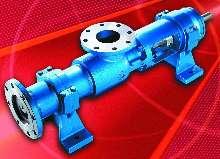 Process Pump handles heavy-duty applications.