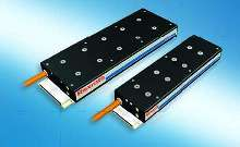 Linear Motors feature very low force ripple.
