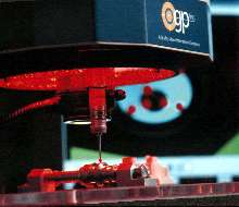 Metrology System uses TeleStar optics for improved accuracy.